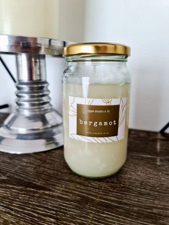 Scented Candle - Bergamot